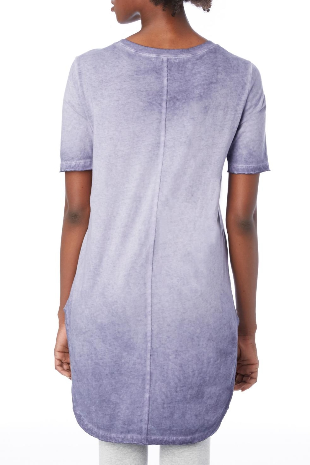 Alternative Apparel Element Wash Tunic - Front Full Image