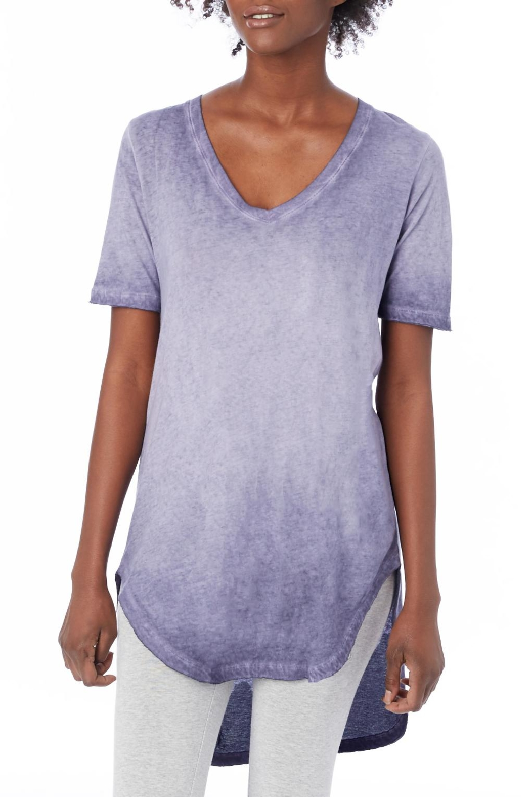 Alternative Apparel Element Wash Tunic - Front Cropped Image