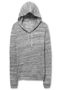 Shoptiques Product: Jersey Pullover Hoodie