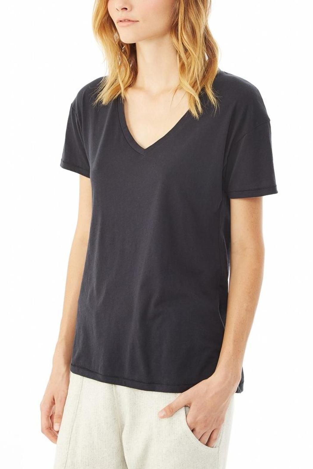 Perfect v neck t shirt shoptiques for Perfect black t shirt