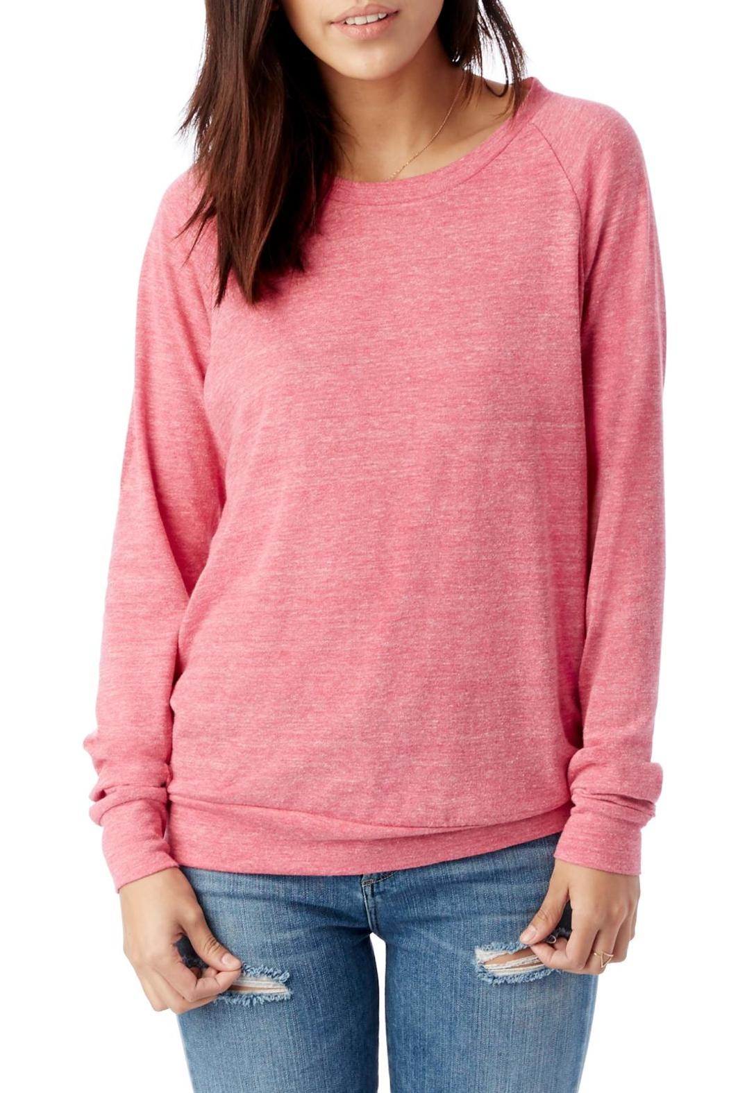 ae89551b760 Alternative Apparel Slouchy Eco-Jersey Pullover from New Jersey by ...
