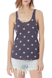 Alternative Apparel Stars Racerback Tank Top - Product Mini Image