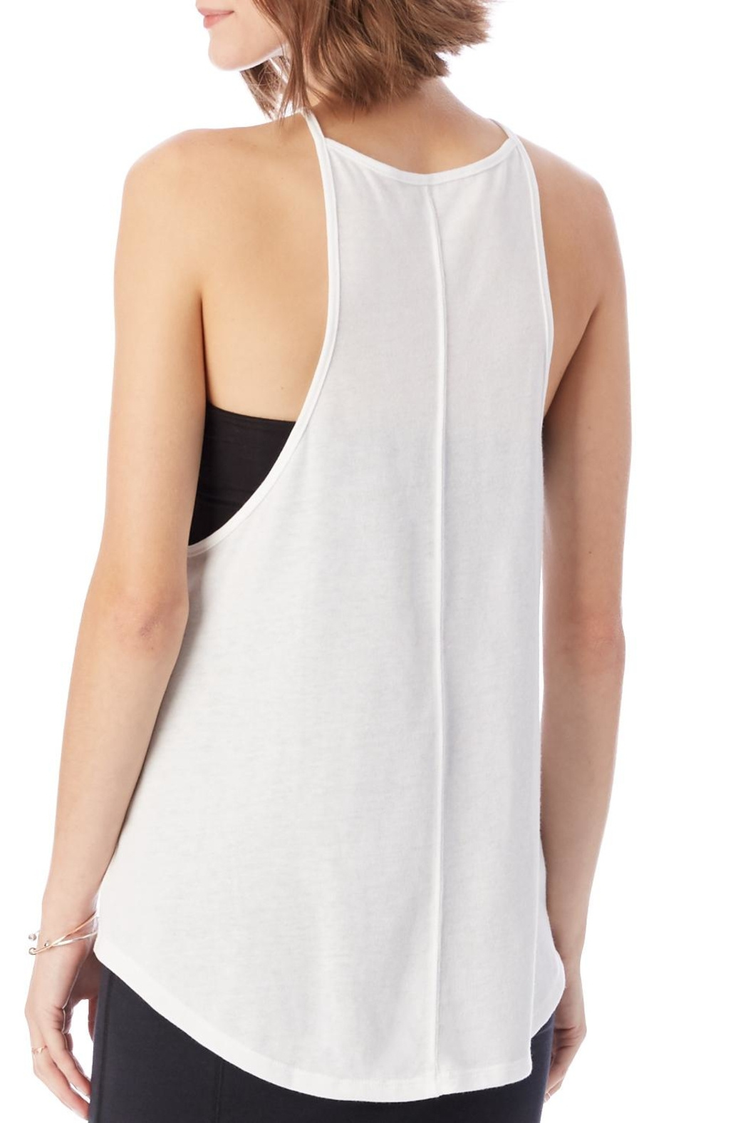 Alternative Apparel Vip Jersey Tank - Side Cropped Image