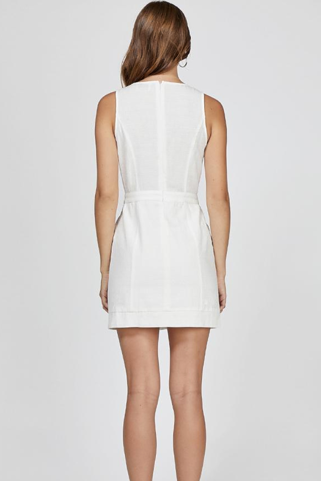 Greylin Althea Button Up Dress - Side Cropped Image