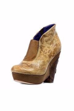 Shoptiques Product: Brown Platform Bootie