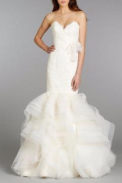 Alvina Valenta Dramatic Trumpet Gown - Product List Image