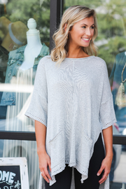 L Love Always Comfy Top - Front cropped