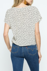 Cozy Casual  Always Stylish Top - Front full body