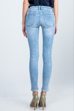 Special A ALY MID RISE ANKLE SKINNY - Alternate List Image