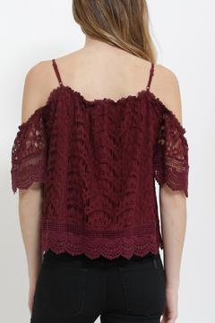 Alya Lace Crop Top - Alternate List Image