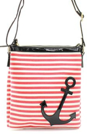 Alyssa Anchor Crossbody Bag - Product Mini Image