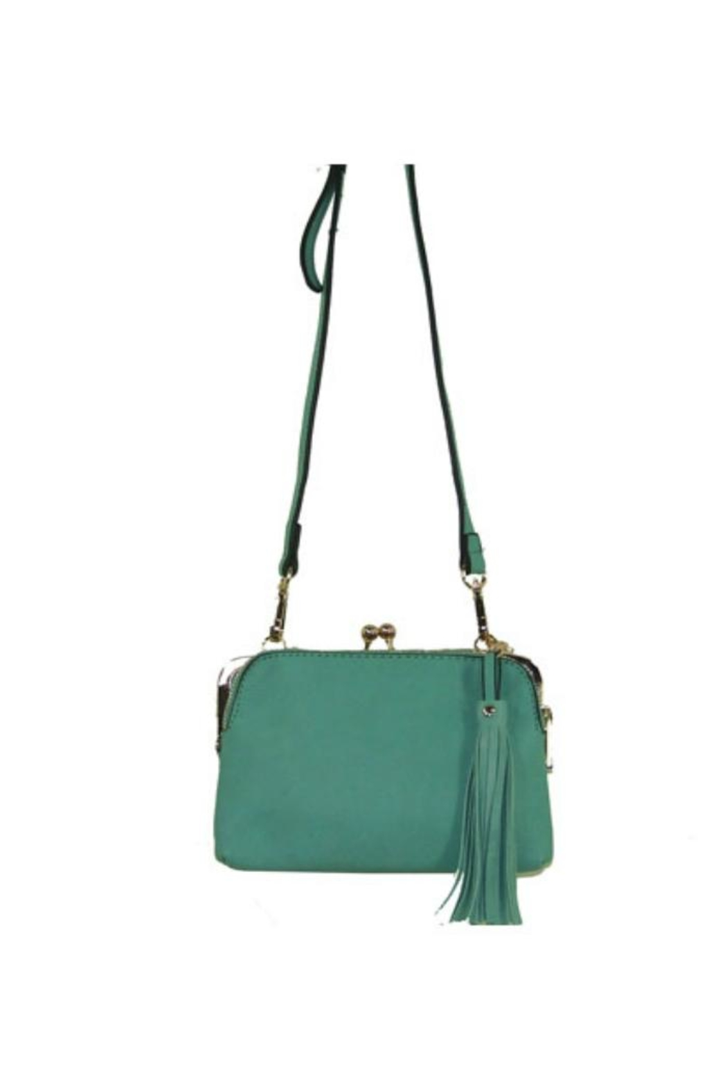 Alyssa Cross-Body Mini Bag - Front Cropped Image