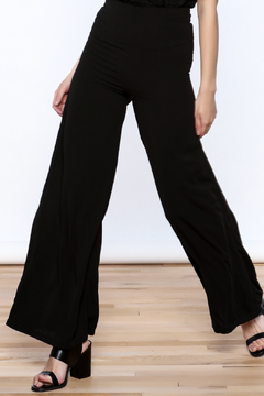 Shoptiques Product: Black High Waist Pants