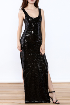 Alythea Sequined Maxi Dress - Product List Image