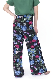 Alythea Floral Palazzo Pants - Side cropped