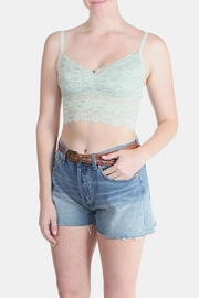Alythea Sea Foam Bralette - Front full body