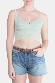 Alythea Sea Foam Bralette - Front cropped