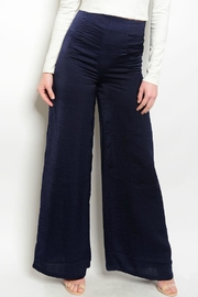 Alythea Silk Palazzo Pants - Product Mini Image
