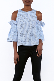 Alythea Star Spangled Blouse - Product Mini Image