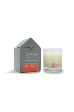 Trapp Candles Amalfi Citron Candle - Product List Image