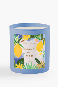 Rifle Paper Co.  Amalfi del Mar Candle - Alternate List Image