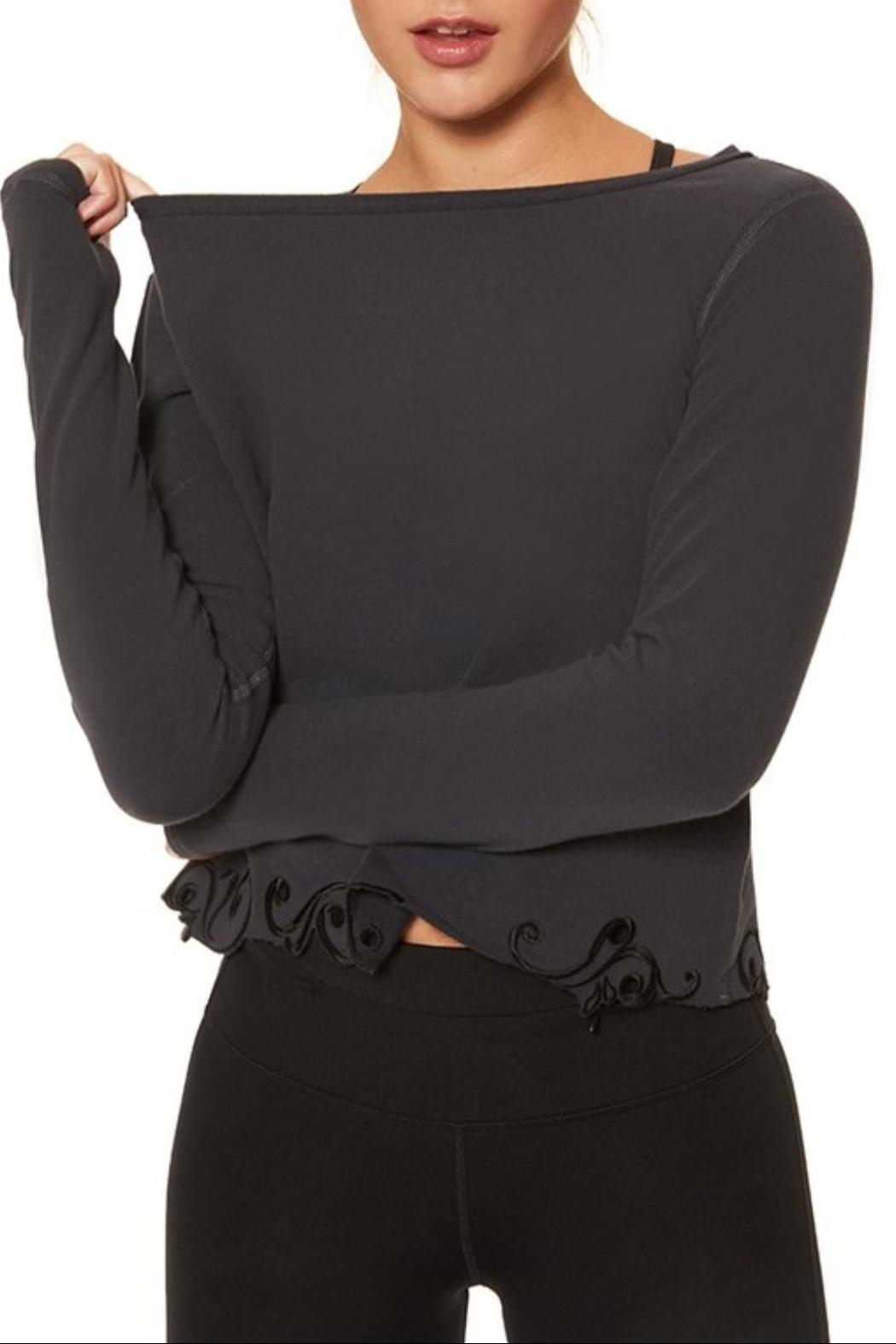Nancy Rose Amalie Sweatshirt - Front Full Image