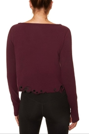 Nancy Rose Amalie Sweatshirt - Front full body