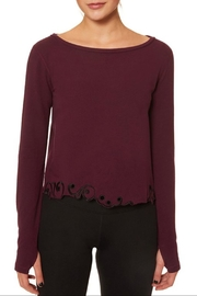 Nancy Rose Amalie Sweatshirt - Front cropped