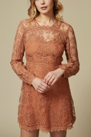 Goldie Amanda Orange Dress - Product Mini Image