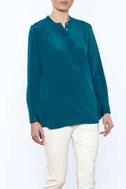 Amanda Uprichard Peasant Long Sleeve - Product Mini Image