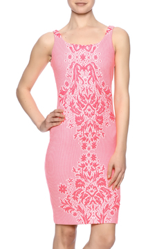Shoptiques Product: Pink Baroque Dress