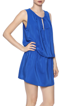 Shoptiques Product: Silk Drop Waist Dress