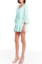 Amanda Uprichard Alena Romper - Front full body