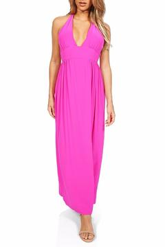 Shoptiques Product: Mercer Halter Maxi Dress
