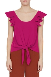 Amanda Uprichard Shannon Top - Front cropped