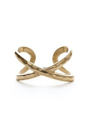 Amano Studio Brass Crossover Ring - Product Mini Image