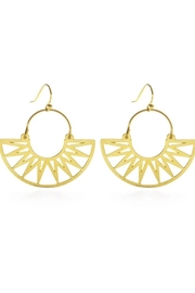Amano Studio Dangling Sunshine Earrings - Product Mini Image
