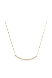 Amano Studio Gold Tube Necklace - Product Mini Image