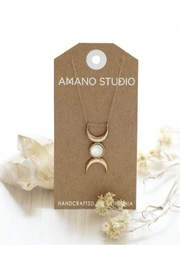 Amano Studio Moon Goddess Necklace - Product Mini Image