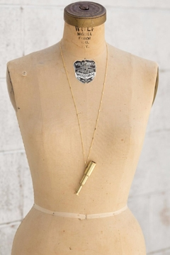 Shoptiques Product: Spy Glass Necklace