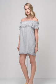 Greylin Amara Striped Dress - Product Mini Image