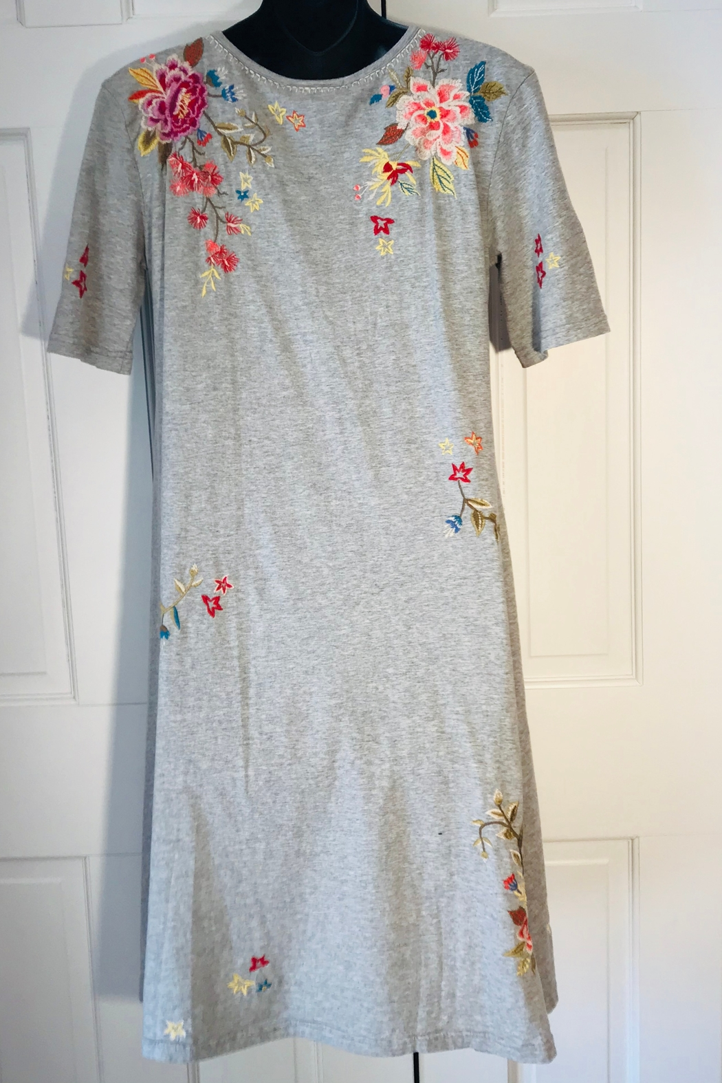 Johnny Was Amara Swing Dress - Front Full Image