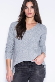 One Grey Day Amari Grey Pullover - Product Mini Image