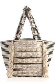Shiraleah Amaris Beachy Tote - Product Mini Image