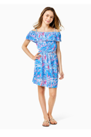 Lily pulitzer amaris dress - Front cropped