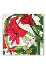 Michel Design Works Amaryllis Luncheon Napkin - Product Mini Image