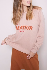 All Things Fabulous Amateur Ski Sweatshirt - Product Mini Image