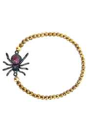 Malia Jewelry Amatite Spider Bracelet - Product Mini Image