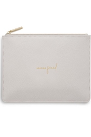 Katie Loxton Amazing Friend Pouch - Front cropped