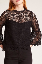 BB Dakota Amazing Lace Top - Product Mini Image